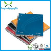 Sell Recycled Spiral Notebook  Notebook Printing Made In China
