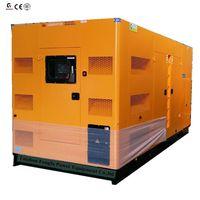 500kw electric silent diesel generator price with cummins engine