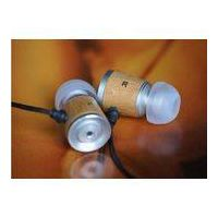 Fashionable Wooden Earphones with Good Performance