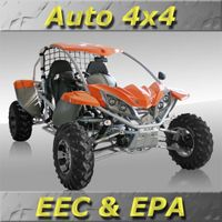 New Upgraded - 4WD 500cc Auto Buggy (EEC & EPA Approved)