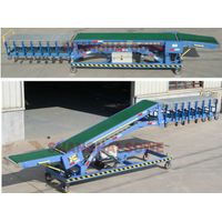 SVMVL2-Movable Van Loader/Vehicle loading and unloading conveyor