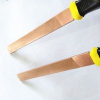 beryllium copper flat file hand tools non sparking thumbnail image