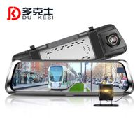 10 inch Stream Media Rear View Mirror Car Camera
