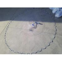 New nylon monofilament cast nets ,with galvanizing sink,use for American thumbnail image