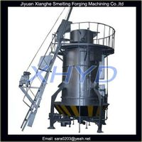 single-stage coal gasifier
