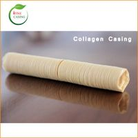 Edible halal artificial collagen casing