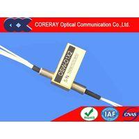 High Speed Dual 1x2  Mechanical Fiber optic switch thumbnail image