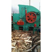 drum wood chipper