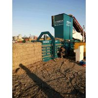 Hydraulic horizontal baler for straw/ hay/ grass baling