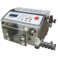 LLBX-8 Automatic Wire Cutting and Stripping machine, RVV cable cutting and stripping machine