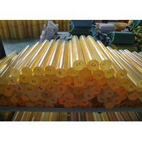 Light Yellow Color Polyurethane Rods, PU Rod, Polyurethane Bar, PU Bar with 80-90shore a