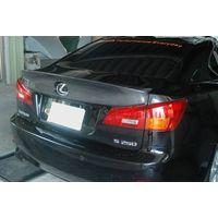 Lexus IS250 06 rear spoiler