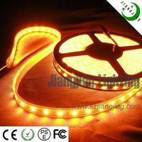 60LED/Meter--Yellow SMD5050 Flexible LED Strip thumbnail image