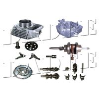 CG 125cc,150cc(156FMI, 162FMJ) Spare Engine Replacement Parts for Chinese Motorcycle thumbnail image
