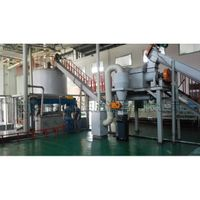 Vegetable oil,animal fat, meat and bone meal production line,animal wastes,kitchen waste treatment thumbnail image