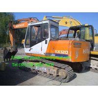 Used excavator Hitachi EX120-1