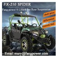 FANG POWER  shaft drive 250cc UTV factory