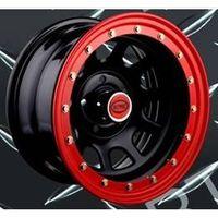 beadlock steel wheel