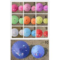 hot selling wedding umbrella/parasol in 2014