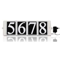 2011 New Arrival Electric House Number thumbnail image