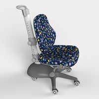 Ergonomic Adjustable Chair YA Blue Hot Sale