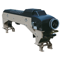 High speed positive cam shedding machine for water-jet loom thumbnail image