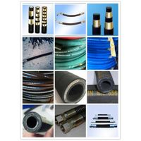Four or six wire spiral hose Hydraulic Rubber Hose
