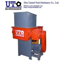 Single Shaft Shredder Crusher S2260 for plastic, wood, metal, cable, paper crusher recycling