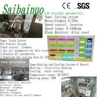 Jinan Saibainuo Small Tvp Protein Snacks Pet Food Laboratory Test Lab Twin Screw Extruder Machine thumbnail image