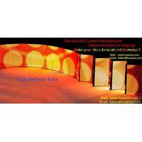 P6mm Rubik Flexible LED Curtain