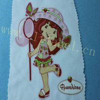 personalized clothing heat transfer label for t-shirts thumbnail image
