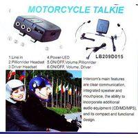 Motorcycle Interphone thumbnail image