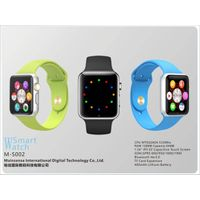 1.54Inch Smart Watch with GSM/GPRS Phone Function