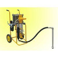 Pneumatic airless pump (piston type) & Airless spray gun kit