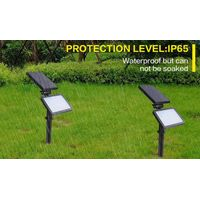 New Outdoor Solar Lamp IP65 Waterproof Modern Garden Solar lights