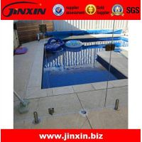8-12mm Frameless Glass Pool Fence With Lock