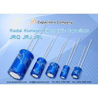 JRQ - 1000H at 105°C, Bi-Polarized Radial Aluminum Electrolytic Capacitor thumbnail image