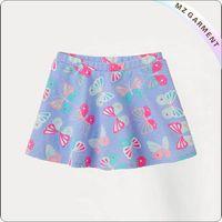 Kids Butterfly Skirt thumbnail image