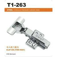 Hydraulic Iron hinge concealed clip on thumbnail image