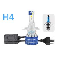 Hot Selling P60 Car Lighting H4 Led Conversation Kits 56W 6000LM with CSP chip