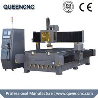 Carousel 48 atc cnc with 9KW hsd spindle with agent price,cncperu,cncpoland,cncUK