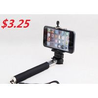 Wireless Monopod Bluetooth Selfie Stick for Mobile Phone