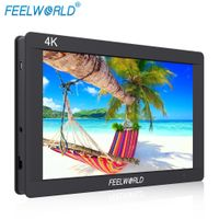 FEELWORLD F7S 7 Inch 3G-SDI 4K HDMI On-camera Monitor IPS Full HD 1920x1200