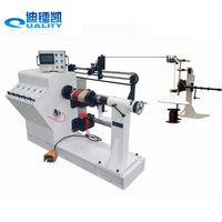 Transformer round wire semi-automatic winding machine