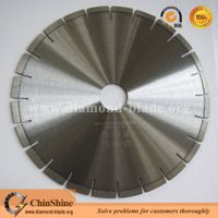 buy good quality 400mm granite saw blade from China