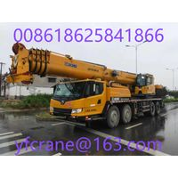 Cheap sell XCMG QY50ka,used 50 ton truck crane,used50 ton mobile crane