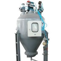 New Condition and 300t/h Load Capacity pneumatic conveying system industrial pneumatic conveyor  thumbnail image