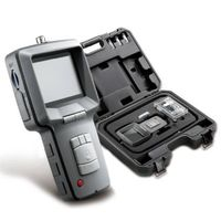 waterproof 4 way articulation 3.5inch TFT LCD 6mm camera with 3m testing cable NDT equipment auto bo