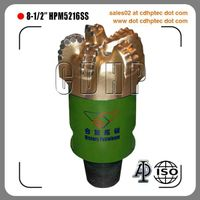 "8 1/2"" matrix body pdc drilling equipmemnt,rock drill bit"
