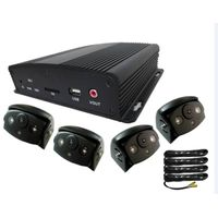 Bus 360 Bird View DVR System